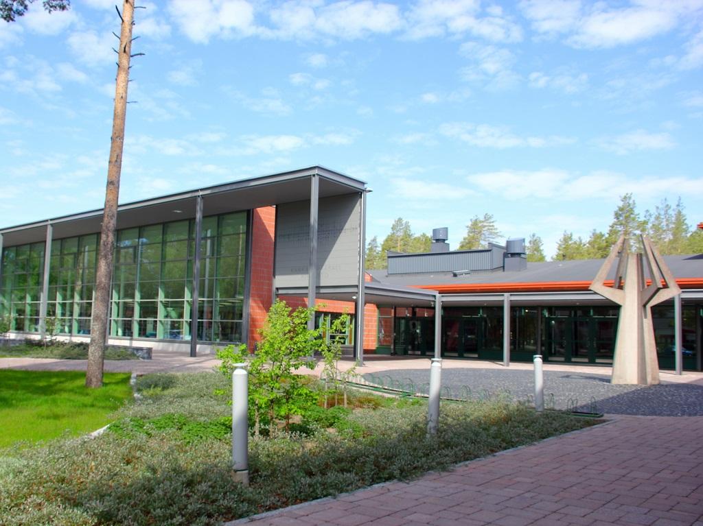 kankaanpään kaupunginkirjasto