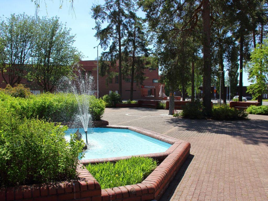 linnanpuisto