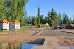 rivieran leikkipuisto